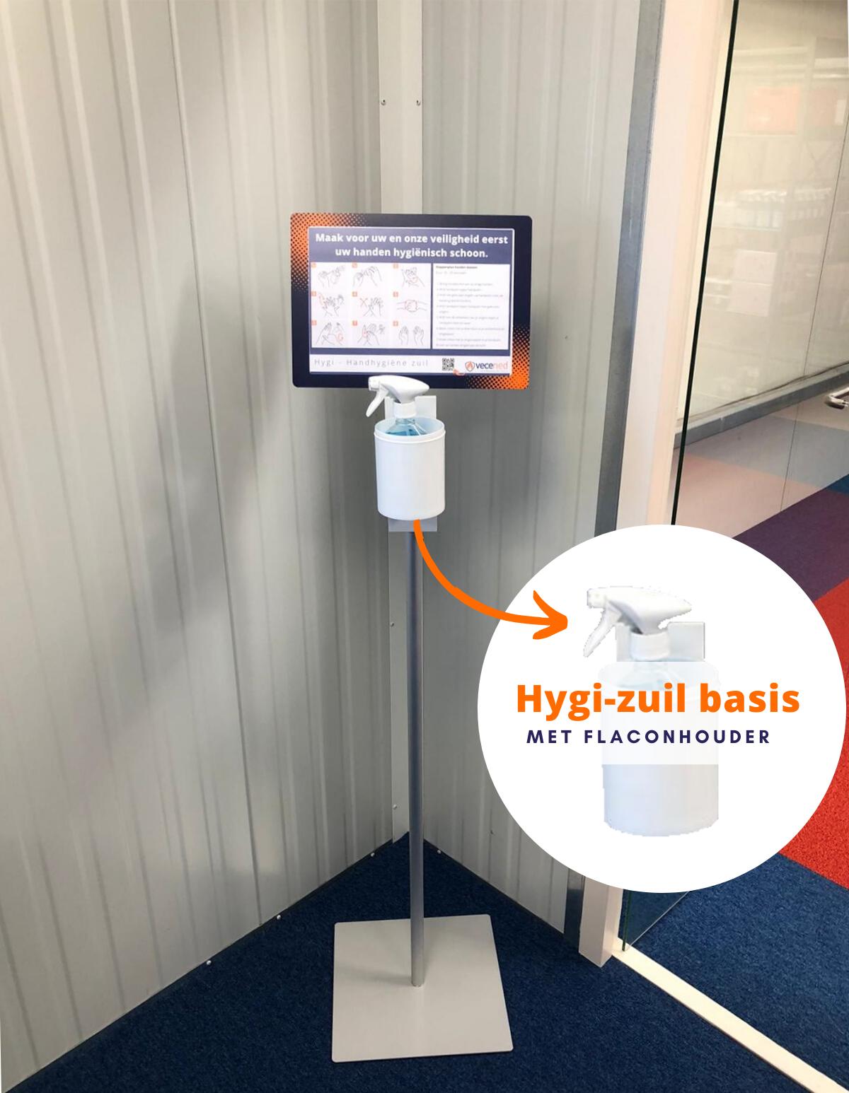 Hygi- Handhygiëne zuil – Basis